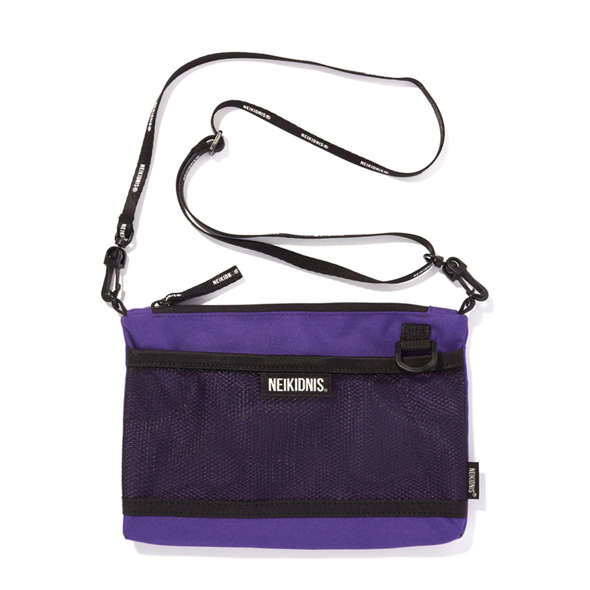 MESH SACOSHE / PURPLE