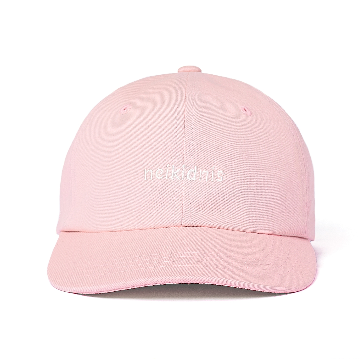 COTTON 6P CAP / PINK
