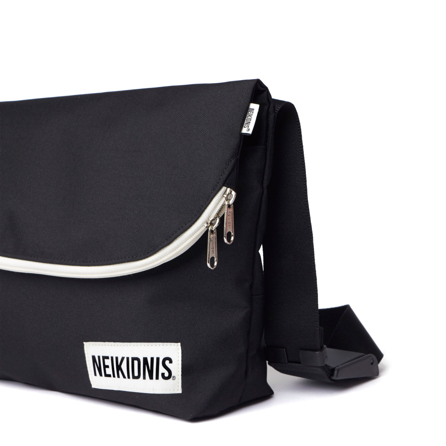 STANDARD MESSENGER BAG / BLACK