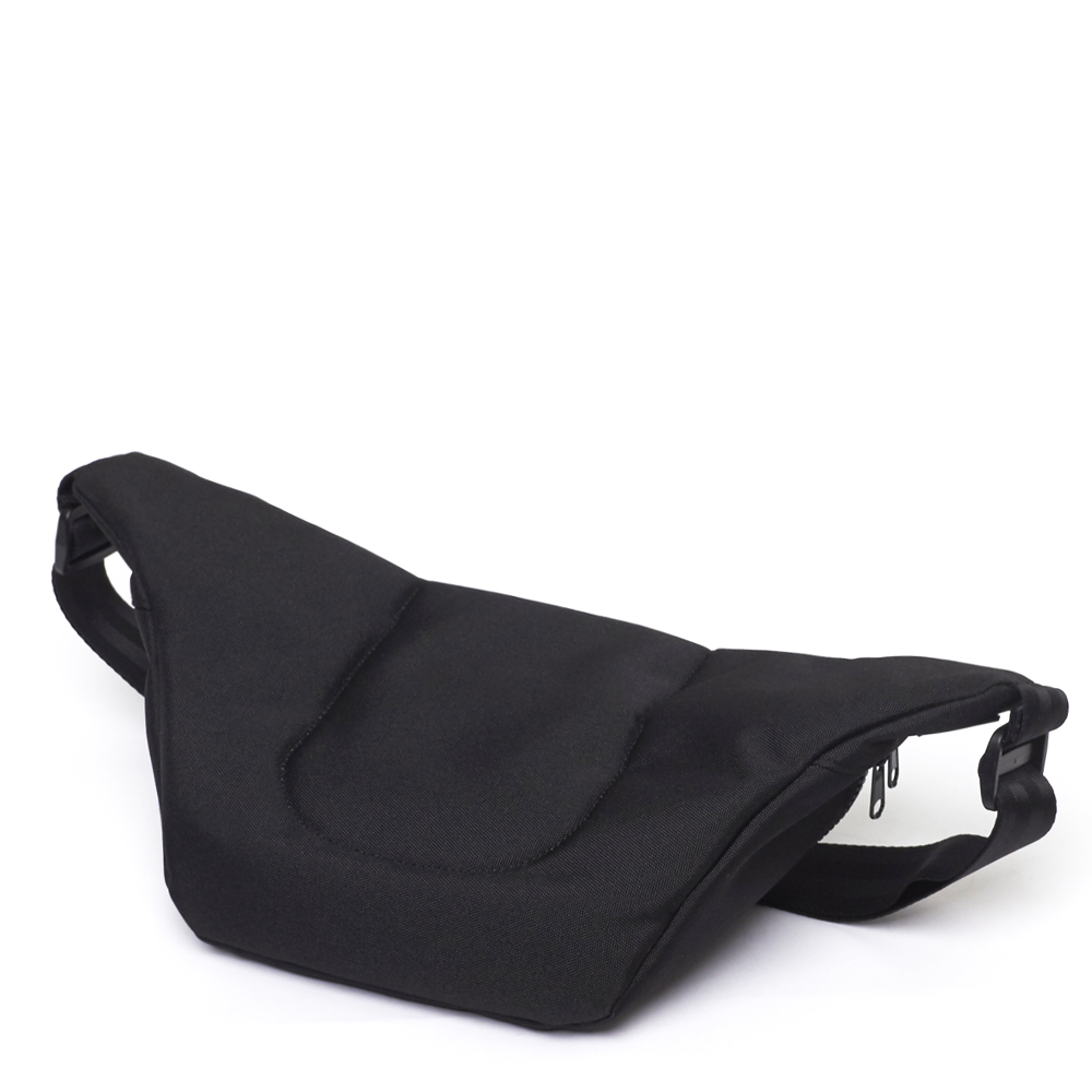 VISLON HIP SACK / BLACK