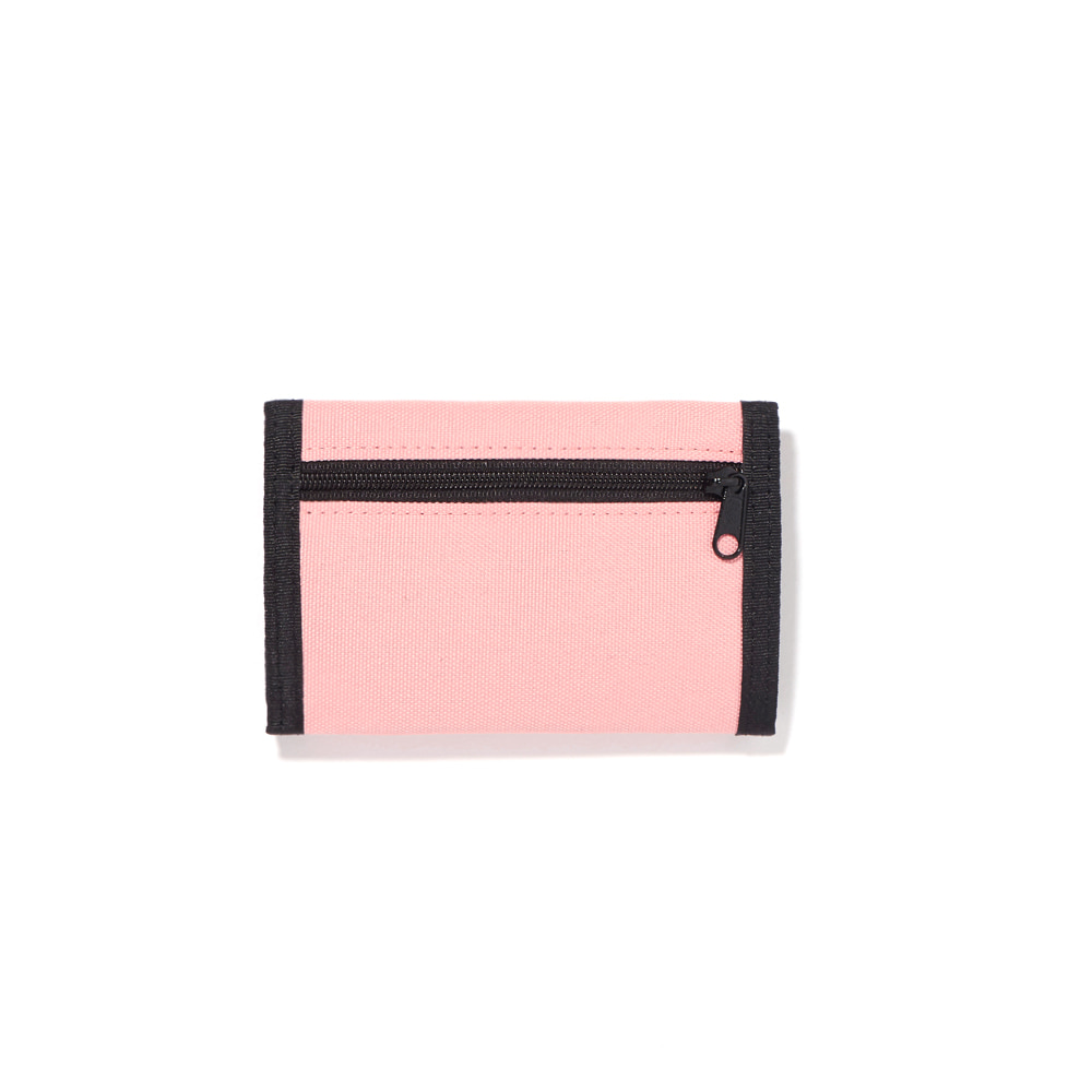 VELCRO WALLET / INDI PINK