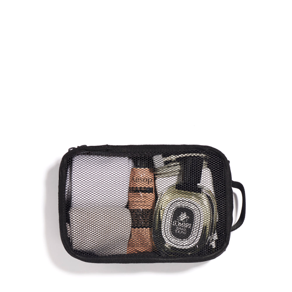 STORAGE POUCH SMALL / BLACK