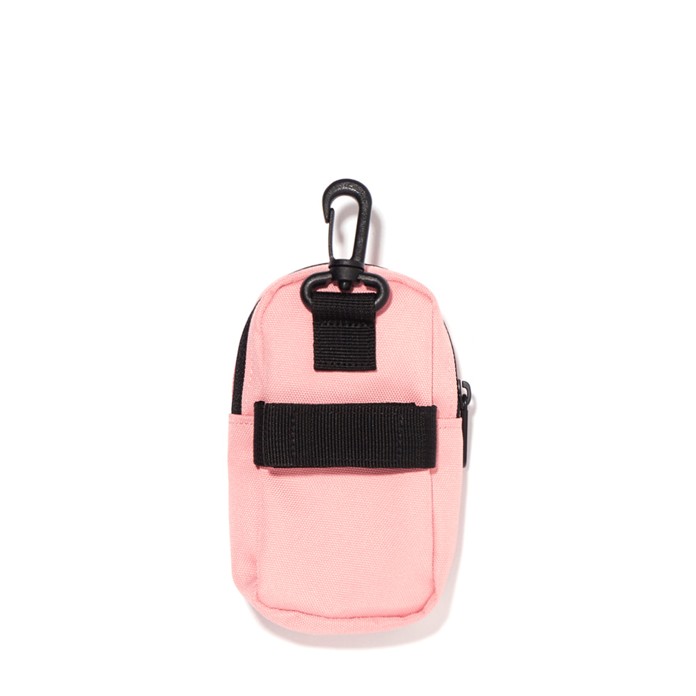 SHOULDER POUCH / INDI PINK