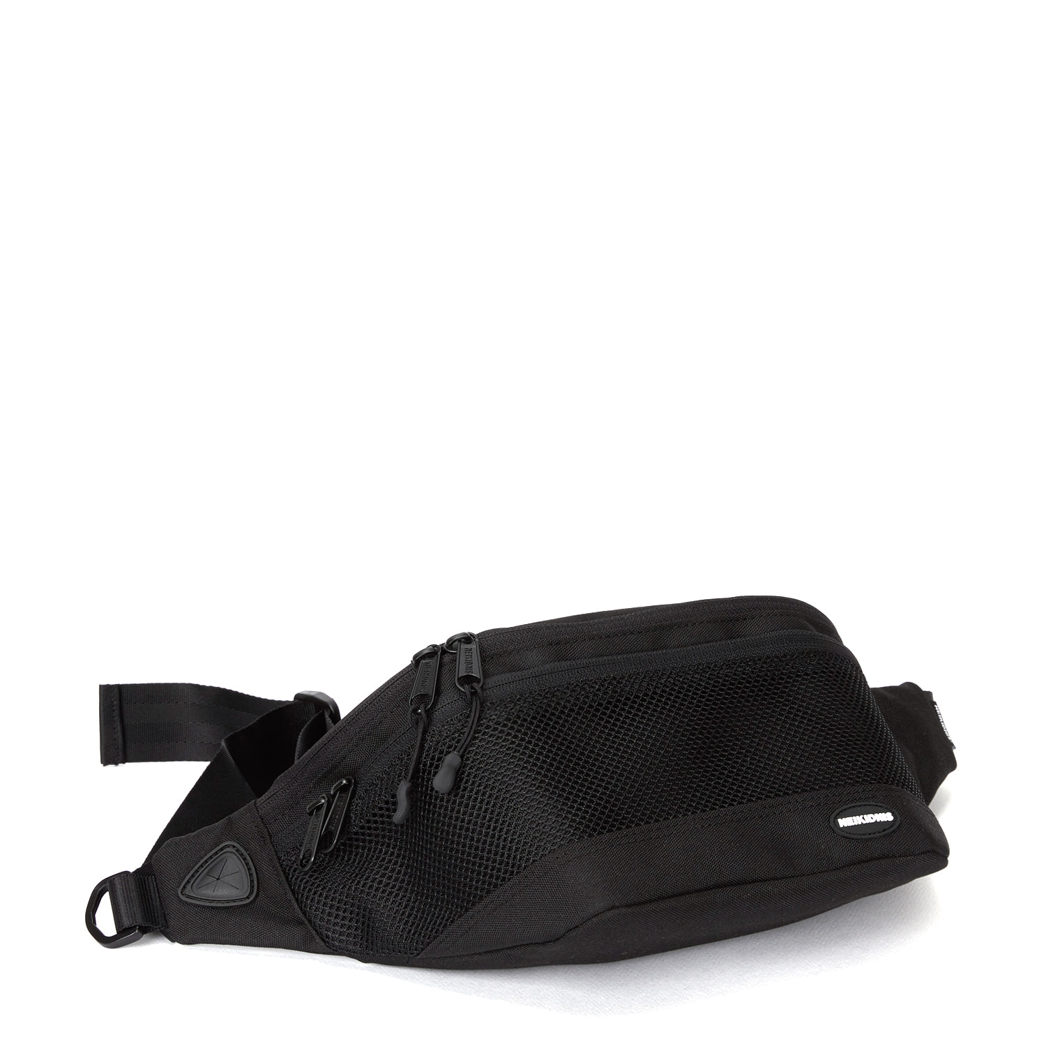 WIDE VISION HIP SACK / BLACK
