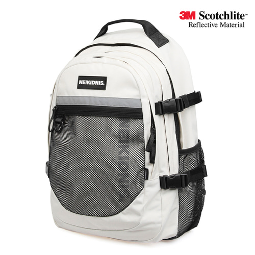 ELLIPTIC BACKPACK / IVORY