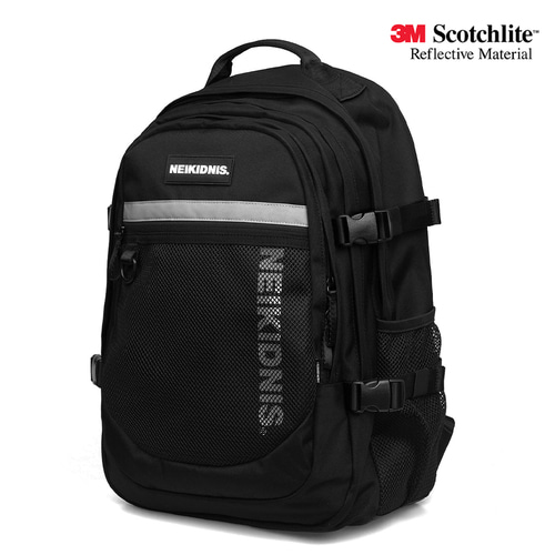 ELLIPTIC BACKPACK / BLACK