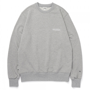LOGO SWEAT SHIRT / GRAY