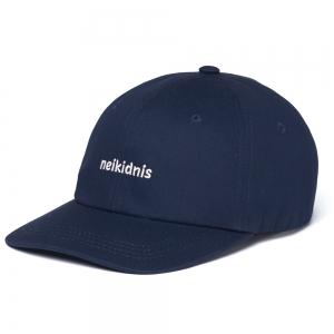COTTON 6P CAP / NAVY