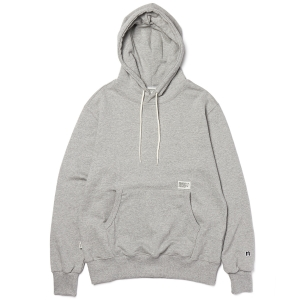REGULAR PULLOVER HOODY / GRAY