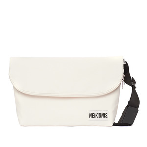 STANDARD MESSENGER BAG / IVORY