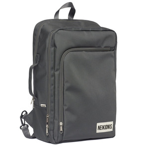 [50% SALE] 1680D BALLISTIC 2WAY BAG / CHARCOAL