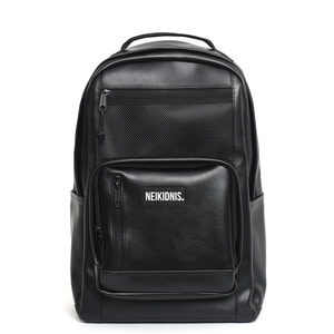 [레더] PRIME BACKPACK / LEATHER BLACK
