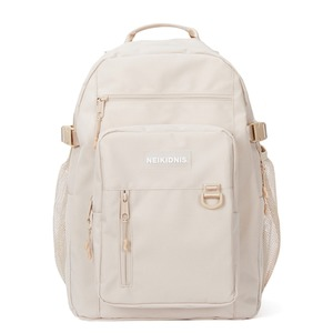 TRAVEL PLUS BACKPACK / LIGHT BIEGE