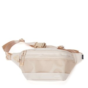 WIDE VISION HIP SACK / LIGHT BEIGE