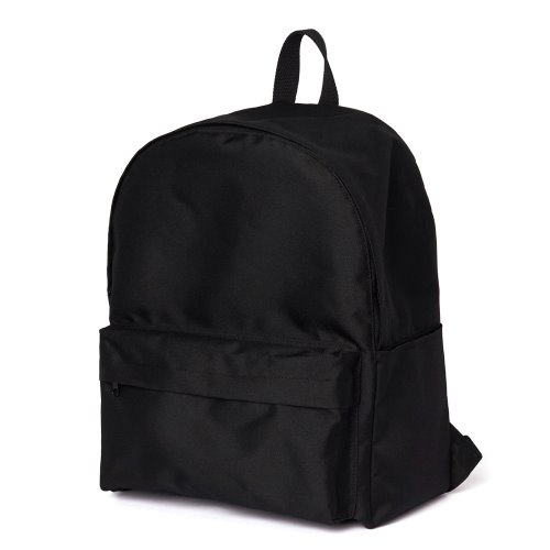 STANDARD BACKPACK / BLACK