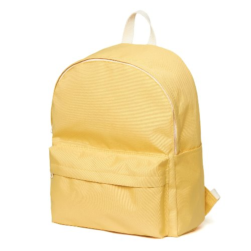 STANDARD BACKPACK / YELLOW