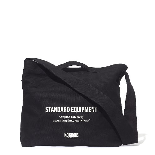STDE 2WAY BAG / BLACK