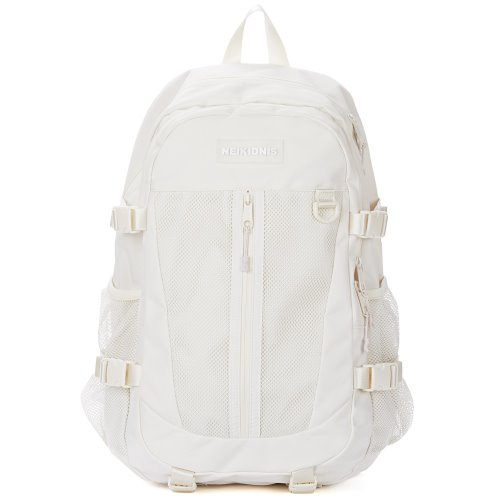 COMPLETE BACKPACK / ALL IVORY